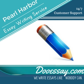 Pearl Harbor Essay Writing Service