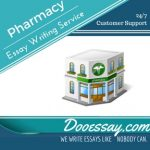 Pharmacy Essay Writing Service