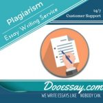 Plagiarism Essay Writing Service