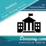 Politics Essay Writing Service
