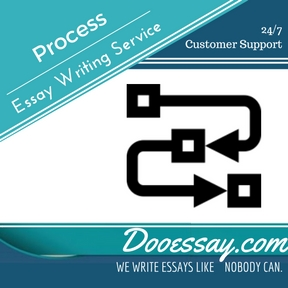Process Essay Writing Service