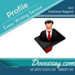 Profile Essay Writing Service