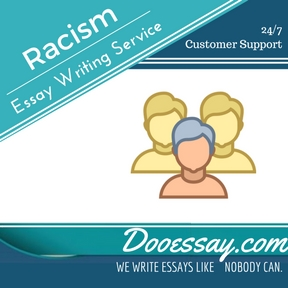 Racism Essay Writing Service