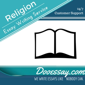 Religion Essay Writing Service