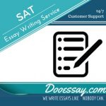 SAT Essay Writing Service
