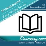 Shakespeare Essay Writing service