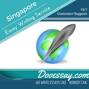 Singapore Essay Writing Service