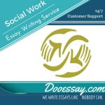 Social Work Essay Writing Service