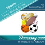Sports Essay Writing Service