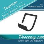 Tourism Essay Writing Service