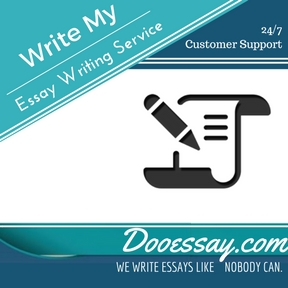 Write My Essay Writing Service
