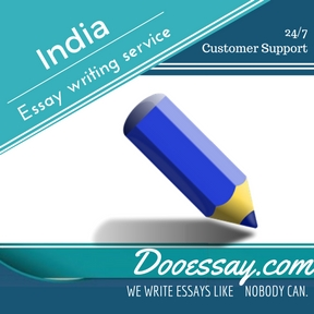 India Essay writing service
