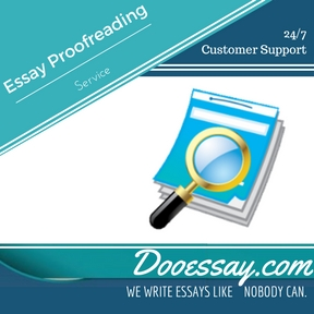 Essay Proofreading Services Essay Writing Service