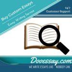 Buy Custom Essays