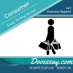Consumer Essay Writing Service