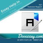 Essay Help In Australia