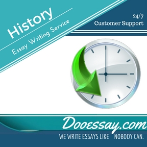History essay writing service department