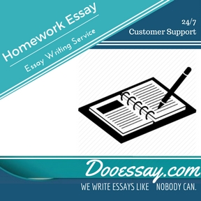 Homework Essay Essay Writing Service