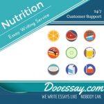Nutrition Essay