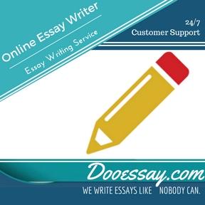 Online Essay Writer Essay Writing Service