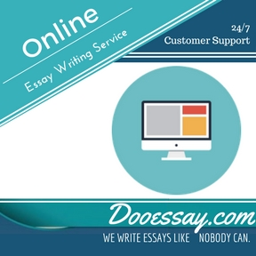 Online Essay Writing Service